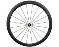 Image 1 for Alto Wheels CC40 Carbon Front Clincher Road Wheel (Grey)