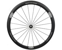 Image 1 for Alto Wheels CC40 Carbon Front Clincher Road Wheel (White)
