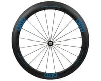 Alto Wheels CC56 Carbon Front Clincher Road Wheel (Blue)