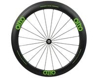 Alto Wheels CC56 Carbon Front Clincher Road Wheel (Green)