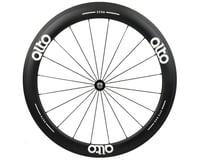 Alto Wheels CC56 Carbon Front Clincher Road Wheel (White)