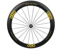 Alto Wheels CC56 Carbon Front Clincher Road Wheel (Yellow)