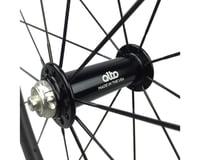Image 2 for Alto Wheels CC86 Carbon Front Clincher Road Wheel (Orange)