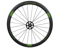 Image 1 for Alto Wheels CC40 Carbon Rear Clincher Road Wheel (Green)