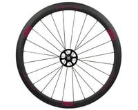Alto Wheels CC40 Carbon Rear Clincher Road Wheel (Pink)