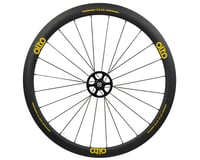 Image 1 for Alto Wheels CC40 Carbon Rear Clincher Road Wheel (Yellow)