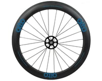 Image 1 for Alto Wheels CC56 Carbon Rear Clincher Road Wheel (Blue)