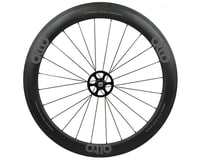 Image 1 for Alto Wheels CC56 Carbon Rear Clincher Road Wheel (Grey)