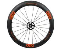 Alto Wheels CC56 Carbon Rear Clincher Road Wheel (Orange)