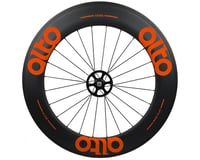 Image 1 for Alto Wheels CC86 Carbon Rear Clincher Road Wheel (Orange)