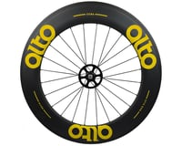 Alto Wheels CC86 Carbon Rear Clincher Road Wheel (Yellow)