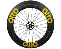 Image 1 for Alto Wheels CC86 Carbon Rear Clincher Road Wheel (Yellow)
