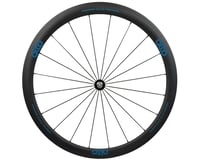 Alto Wheels CT40 Carbon Front Road Tubular Wheel (Blue)