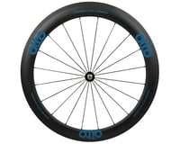 Alto Wheels CT56 Carbon Front Road Tubular Wheel (Blue)