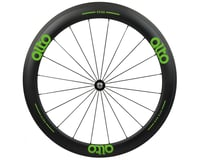Alto Wheels CT56 Carbon Front Road Tubular Wheel (Green) | relatedproducts