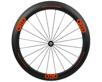 Alto Wheels CT56 Carbon Front Road Tubular Wheel (Orange)