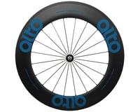Alto Wheels CT86 Carbon Front Road Tubular Wheel (Blue)