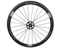 Alto Wheels CT40 Carbon Rear Road Tubular Wheel (White)