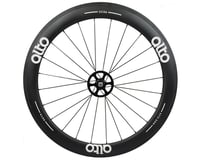 Alto Wheels CT56 Carbon Rear Road Tubular Wheel (White)