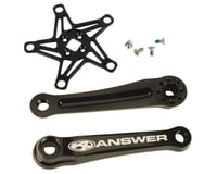 Answer Mini Crank Arms (Black)