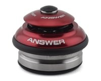 """Image 1 for Answer Integrated Headset (Red) (1-1/8"""")"""