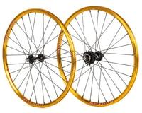 Answer Custom Built Answer/Rhythm Mini Wheels (Black/Black/Gold)