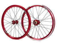 Answer Holeshot Expert Wheelset (Red)