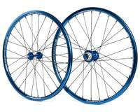Answer Mini Holeshot Wheelset (Blue)