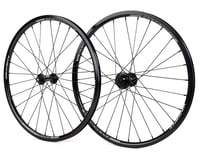 Answer Mini Holeshot Wheelset (Black) (20 x 1-1/8)