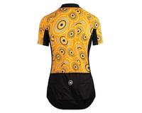 Image 2 for Assos Women's UMA GT Short Sleeve Jersey (Camou Orange Borealis) (M)