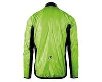 Image 2 for Assos Mille GT Men's Wind Jacket (Visibility Green) (L)