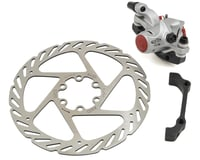 Avid BB5 Road Disc Brake Caliper (Silver) (w/ 160mm G2 Rotor)