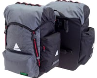 Axiom Seymour Oceanweave P55+ Panniers (Gray/Black)