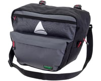 Axiom Seymour Oceanweave P7 Handlebar Bag (Black/Gray)