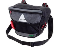 Axiom Seymour Oceanweave P4 Handlebar Bag (Black/Gray)