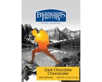Backpacker's Pantry Dark Chocolate Cheesecake: 2 Servings