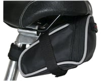 Image 2 for Banjo Brothers Quick Release Saddle Bag (Black) (S)