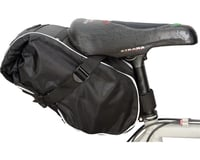Banjo Brothers Waterproof Saddle Trunk (Black)