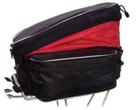 Image 2 for Banjo Brothers Expanding Rack Top Bag (Black)