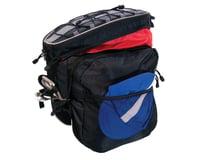 Image 2 for Banjo Brothers Rack Top Pannier Bag (Black)