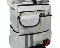 Image 2 for Banjo Brothers Commuter Backpack (White) (M)