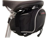Banjo Brothers Saddle Bag Deluxe (Black) (M)