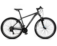 "Batch Bicycles 24"" Mountain Bike (Matte Pitch Black)"