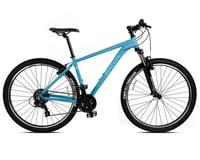 "Batch Bicycles 27.5"" Hardtail Mountain Bike (Matte Batch Blue)"
