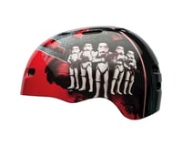 Image 2 for Bell Star Wars Galactic Empire Multisport Youth Helmet (Black/Red)