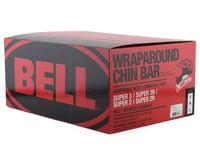 Image 2 for Bell Super 2R Wraparound Chinbar (Matte Black) (S)