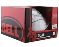 Image 4 for Bell Local BMX Helmet (White) (L)