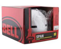 Image 4 for Bell Span Kid's Helmet (White) (XS)