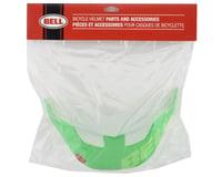 Image 2 for Bell Stoker Replacement Visor (Matte Kryptonite/Lime)