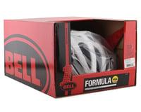 Image 4 for Bell Formula MIPS Road Helmet (White/Silver/Black) (S)